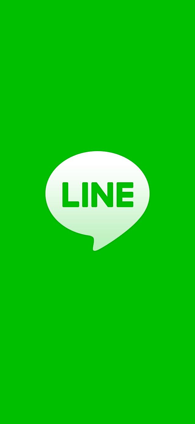 1.LINEアプリを起動します